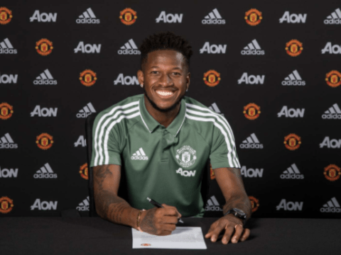 Manchester United finally confirm £52m signing of Fred from Shakhtar Donetsk