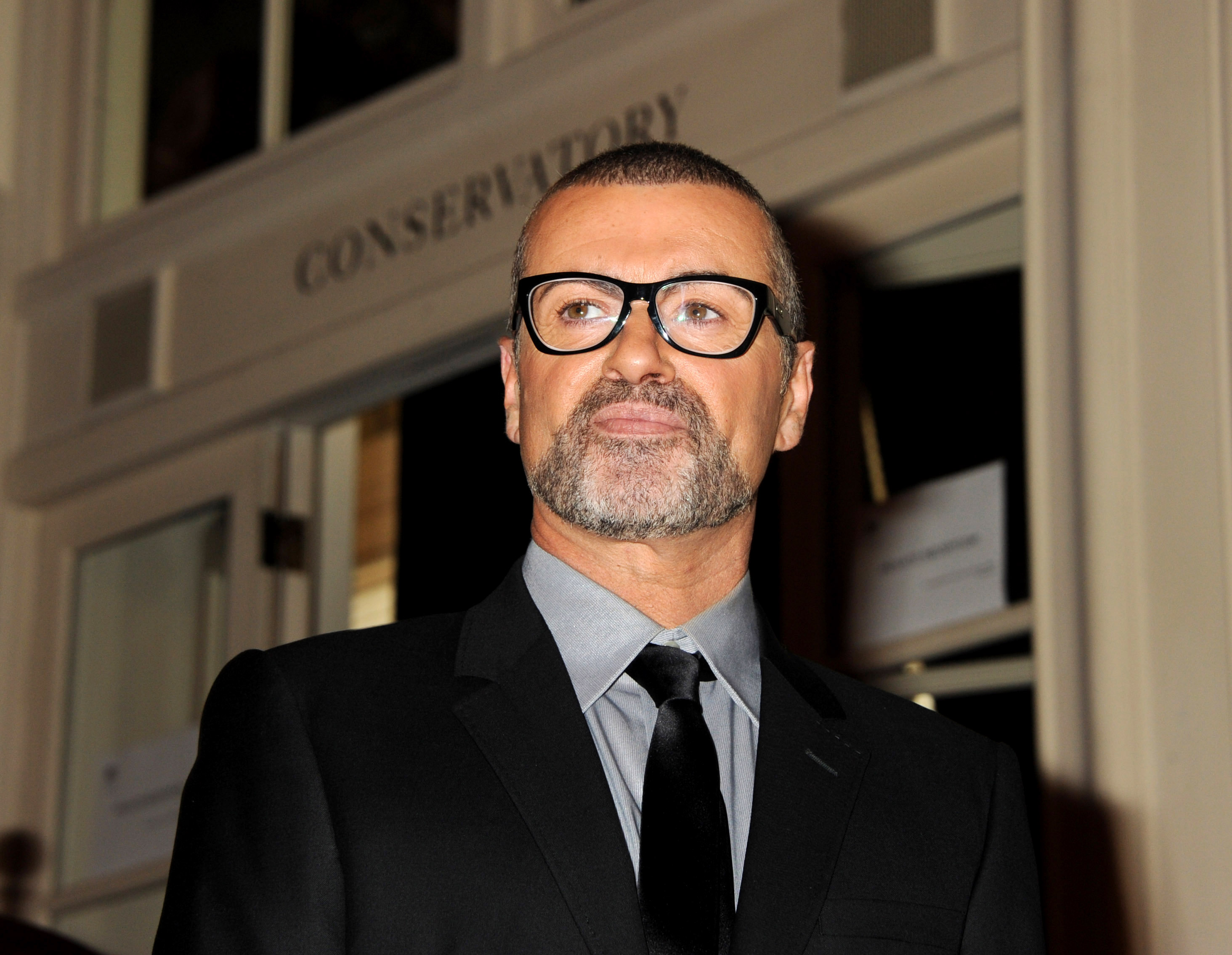 What was George Michael's cause of death and what is fatty liver disease?
