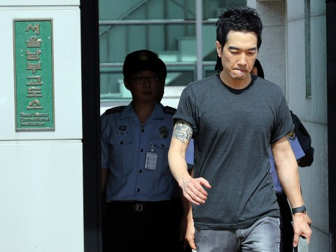 Korean singer Go Young-wook to have ankle monitor to be removed after sex offences