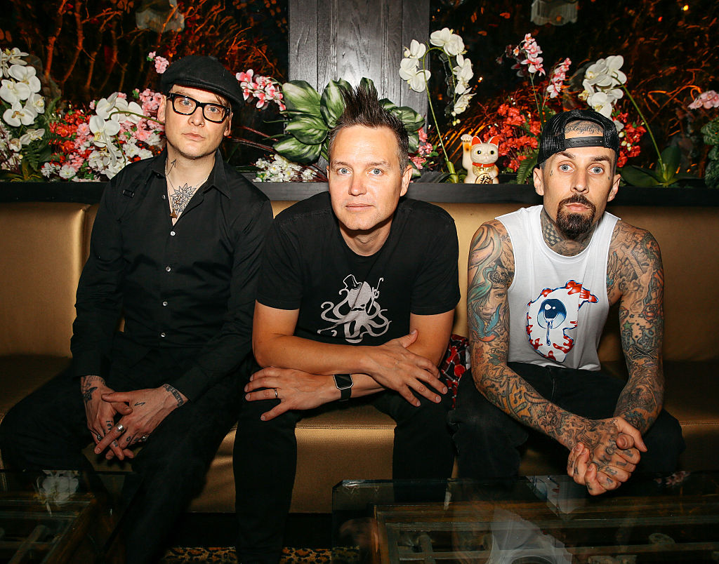 Nobody can agree on how to say Blink-182