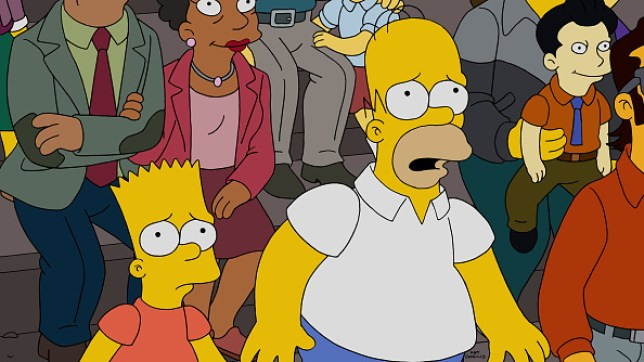 Bart is now the same age as Homer Simpson