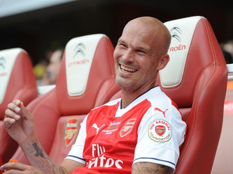 Freddie Ljungberg 'delighted' to return to Arsenal as U23 head coach
