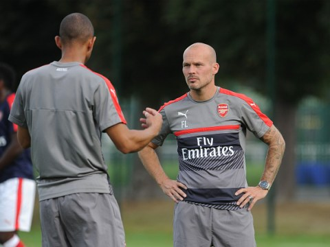 Ian Wright hails 'brilliant' Arsenal move to bring Freddie Ljungberg back to north London