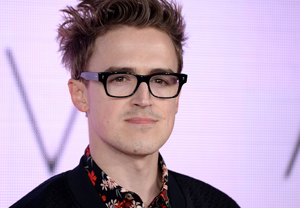 Tom Fletcher is done talking about McFly right now