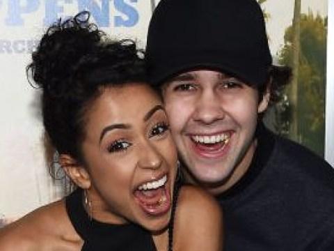 Why did YouTubers Liza Koshy and David Dobrik break up?