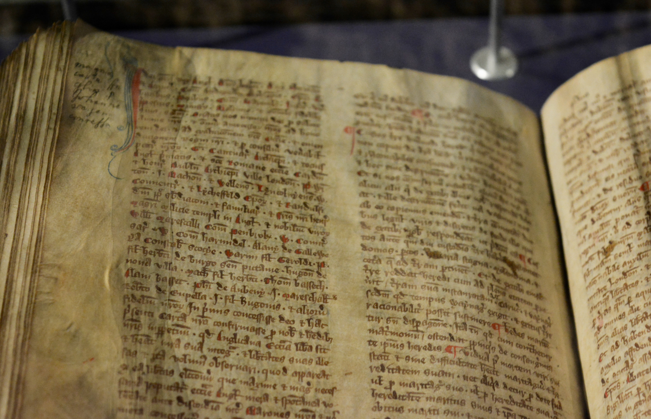 What is the Magna Carta, when was it signed and where is Runnymede?