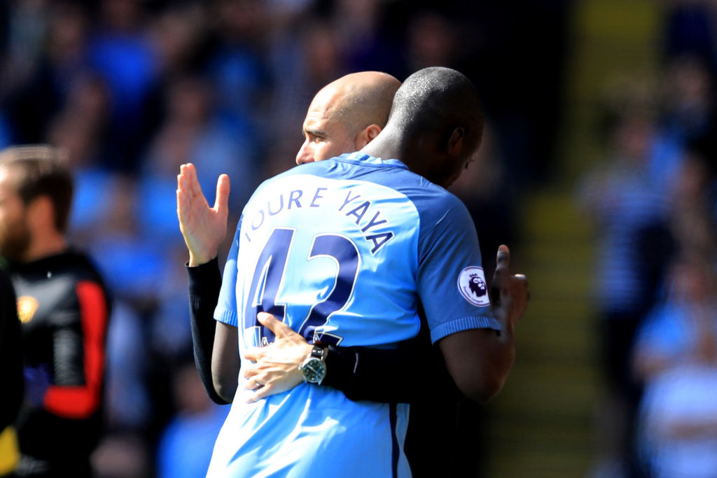 Manchester City boss Pep Guardiola speaks out on Yaya Toure racism allegations