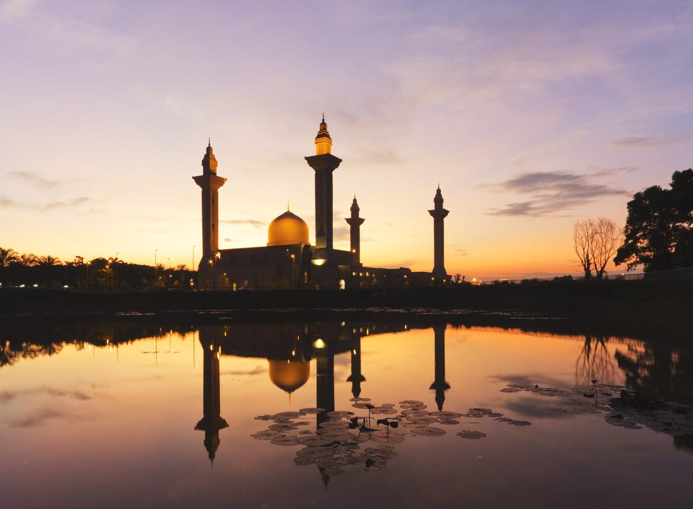 When is Eid al-Fitr 2018 and what time will Ramadan end?
