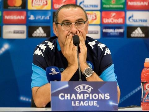 Incoming Chelsea boss Maurizio Sarri wants seven major transfers including Napoli quartet