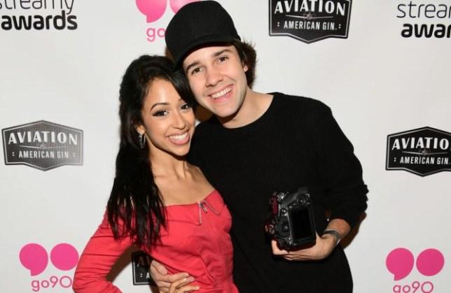 Liza Koshy and David Dobrik split: YouTube couple announce break-up