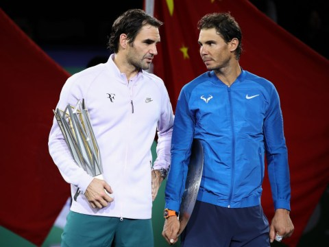 Robin Soderling thinks Rafael Nadal is forcing Roger Federer to keep playing