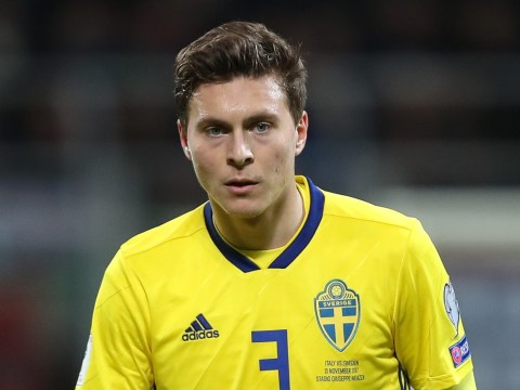 Why Manchester United's Victor Lindelof is missing Sweden vs South Korea