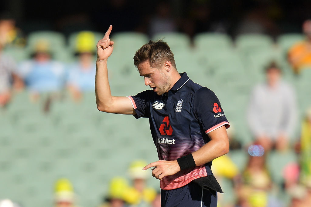Chris Woakes doubtful for Australia ODI series with quad injury