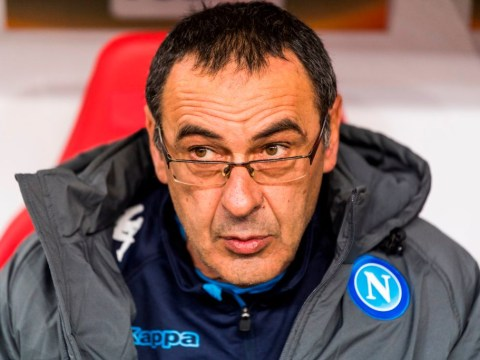 Maurizio Sarri set to be announced as new Chelsea manager early next week