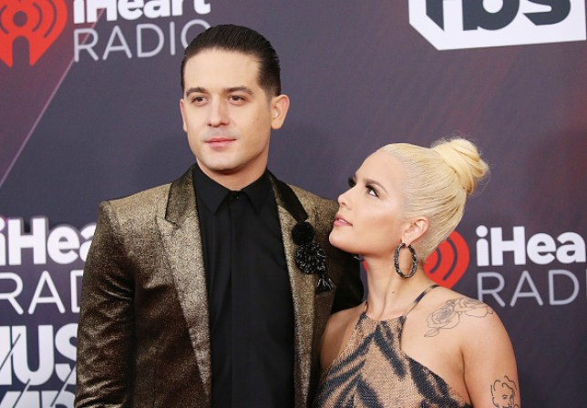 G-Eazy 'speaks from the heart' as he calls girlfriend Halsey