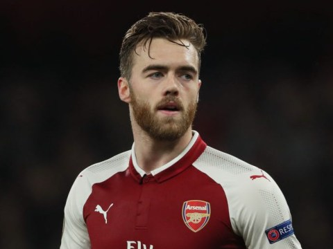 Unai Emery hands new four-year Arsenal contract to Calum Chambers