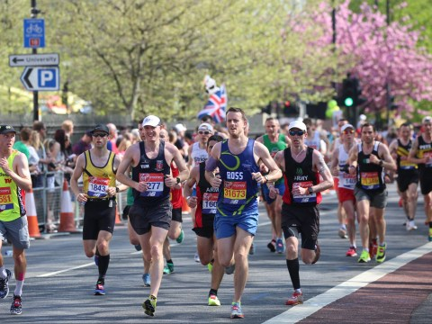 London Marathon start times and how many runners are taking part