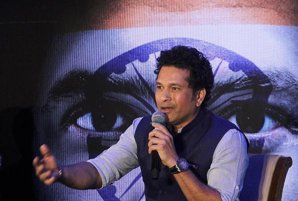 India legend Sachin Tendulkar sends passionate message to the ICC after Scotland stun England