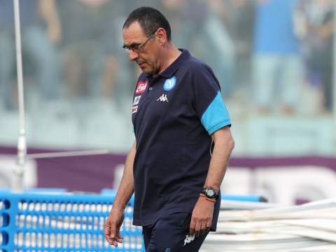 Chelsea aiming to appoint Maurizio Sarri and sack Antonio Conte this week