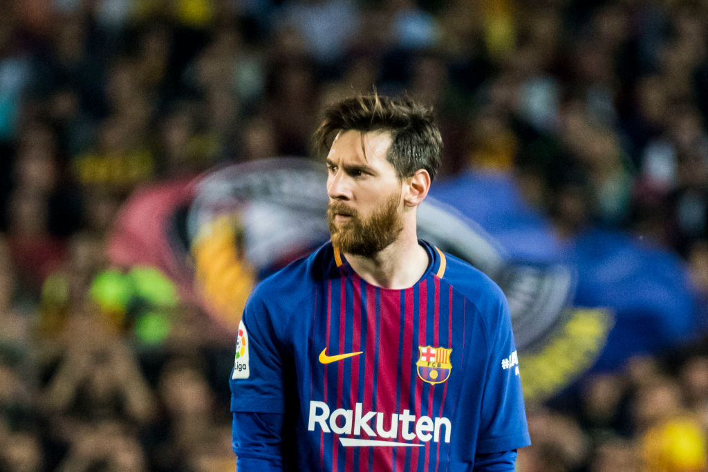 Lionel Messi supports Barcelona's move to sign Antoine Griezmann from Atletico Madrid