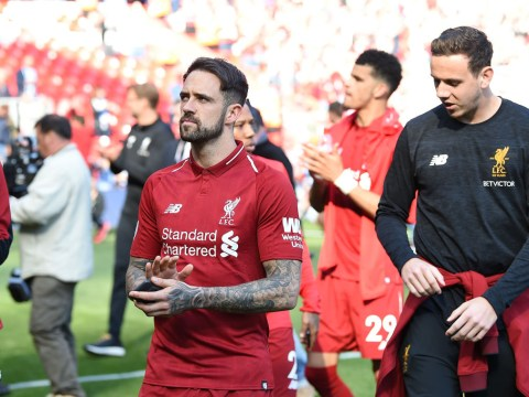Danny Ings to leave Liverpool as Divock Origi returns for another chance