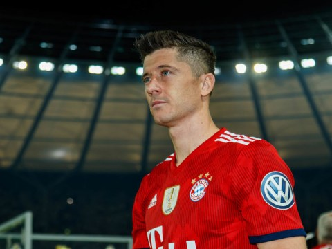 Bayern Munich star Robert Lewandowski offered to Manchester United and Chelsea – but he wants Real Madrid transfer