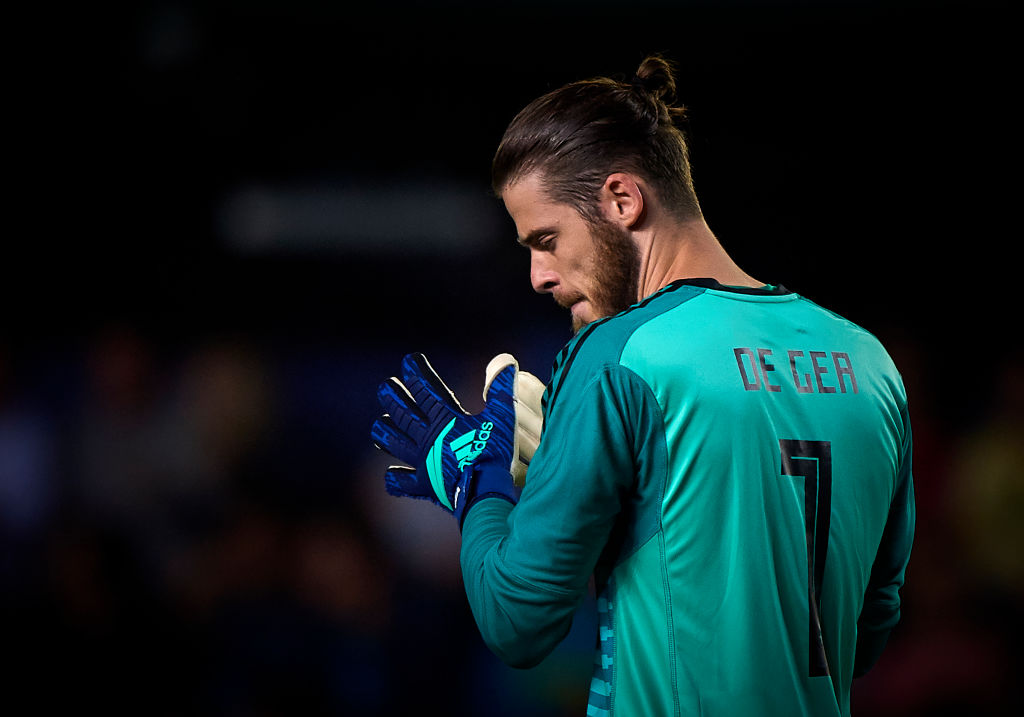 Real Madrid meet with Jorge Mendes to discuss David de Gea transfer