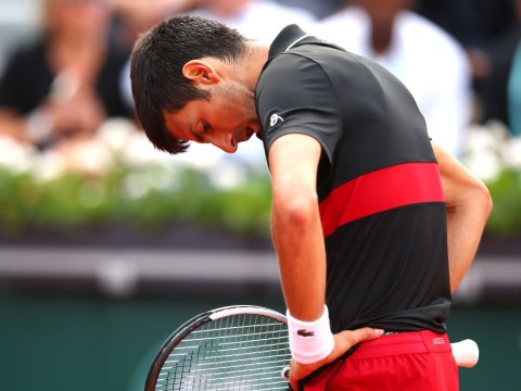 Novak Djokovic OUT of the French Open after shock loss to world No. 72 Marco Cecchinato