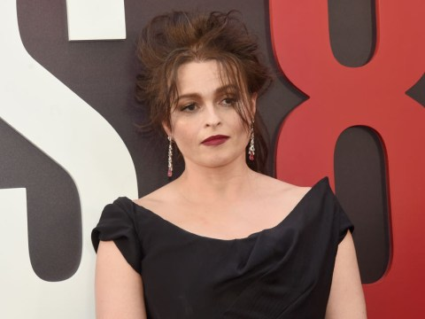 Helena Bonham Carter is finding it hard to nail Princess Margaret's 'posh' accent in The Crown
