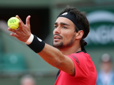 Fabio Fognini takes swipe at his Wimbledon seeding