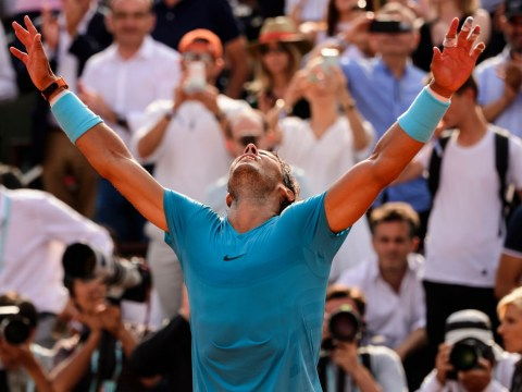 Rafael Nadal speaks out on equalling Roger Federer record at the French Open