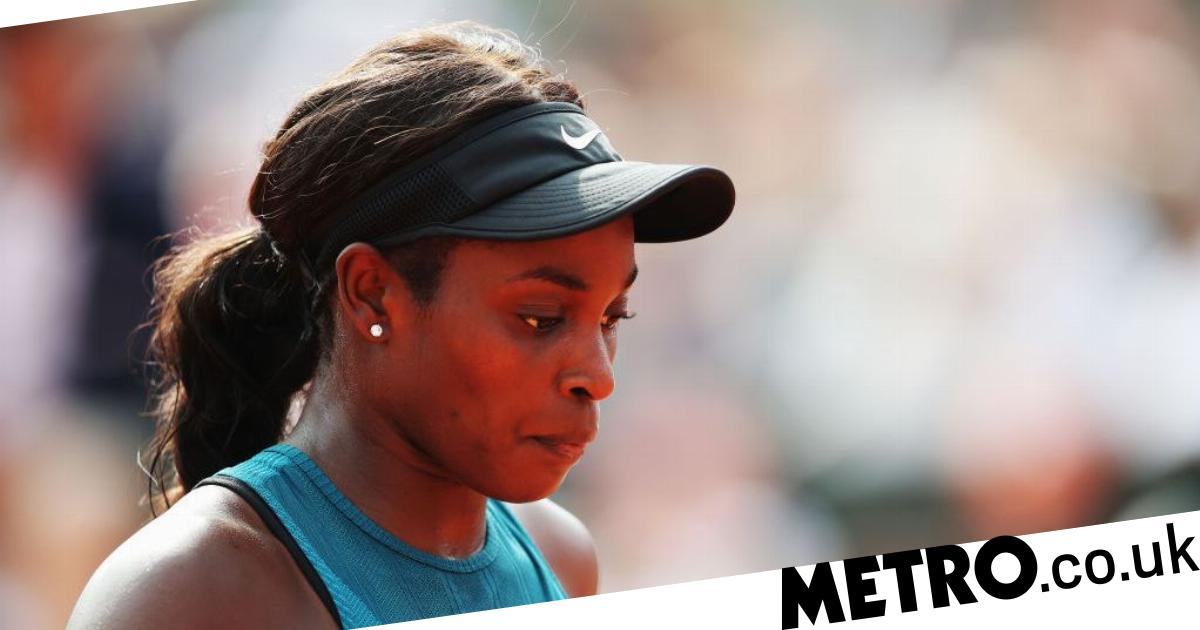 Sloane Stephens lashes out after French Open final defeat