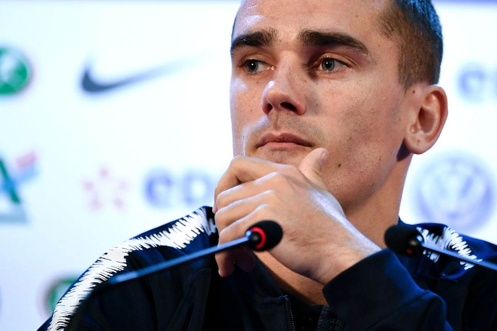 Antoine Griezmann refuses to make transfer announcement despite admitting decision was made
