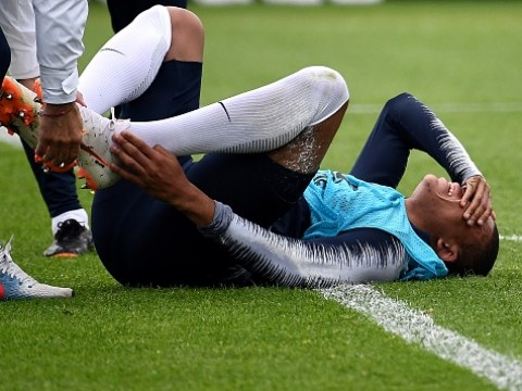 France's Kylian Mbappe breaks silence on injury scare ahead of World Cup