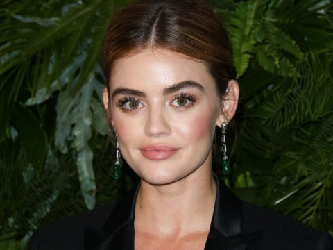 Lucy Hale admits fighting social media addiction that feels 'like a disease'
