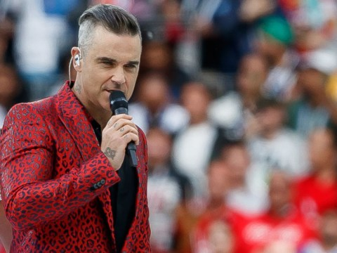 Robbie Williams believes he has Asperger syndrome as he claims 'something is missing from me'
