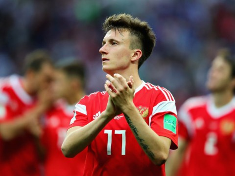 Jose Mourinho praises Aleksandr Golovin after dominant World Cup display for Russia