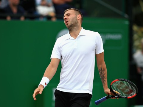 Dan Evans not handed Wimbledon wildcard