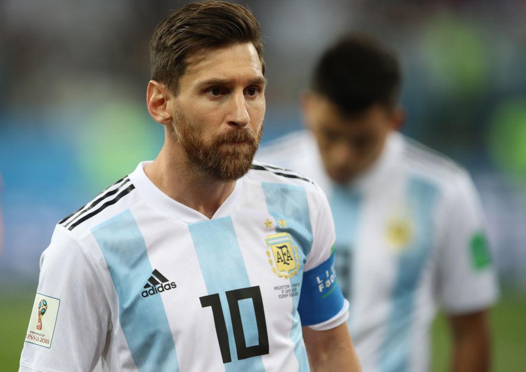 Diego Simeone slams Lionel Messi and praises Cristiano Ronaldo in attack on Argentina