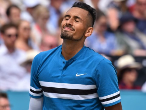 Andy Murray rates Nick Kyrgios' chances of snatching Roger Federer's Wimbledon title