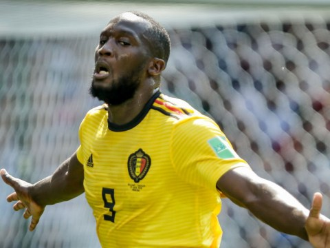 Romelu Lukaku sits out Belgium training ahead of World Cup clash with England