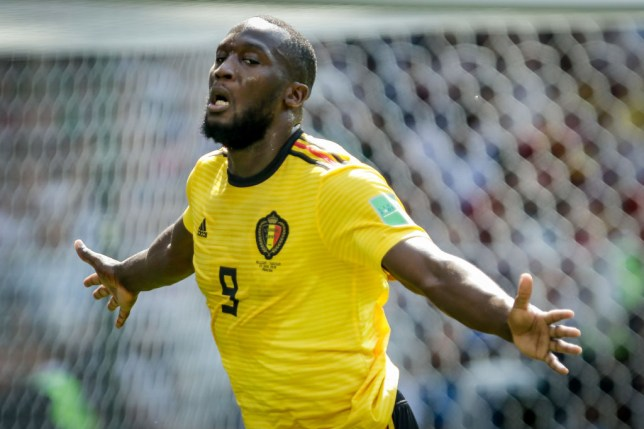 094517733 Romelu Lukaku sits out Belgium training ahead of World Cup clash with  England
