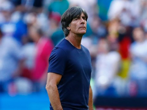 Joachim Low admits Germany deserved to be dumped out of the World Cup