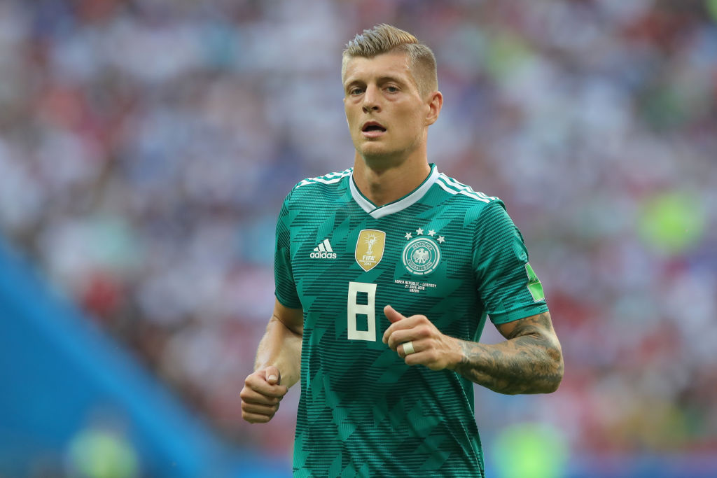 Toni Kroos avoided passing to Germany team-mate during World Cup because he 'did not trust him'