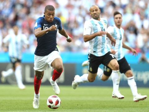 Kylian Mbappe reminds Jamie Carragher of the time he was destroyed by Arsenal legend Thierry Henry
