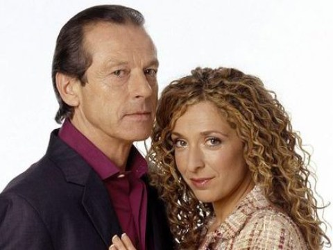 EastEnders cast pay tribute to Leslie Grantham