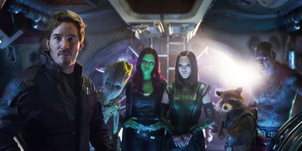 Chris Pratt admits it's 'not an easy time' for Guardians Of The Galaxy cast after James Gunn's firing