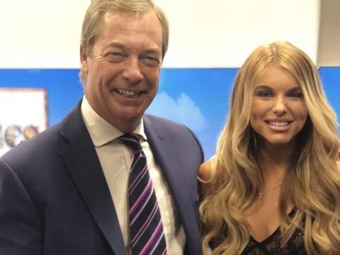 Love Island's Hayley is getting Brexit tips from Nigel Farage on This Morning because that's what the world has come to