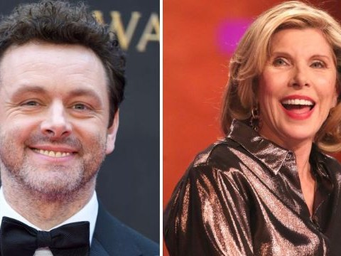 Mamma Mia's Christine Baranski reveals Michael Sheen has named his penis after her