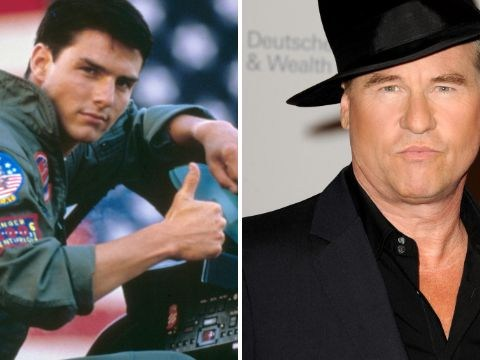 Val Kilmer's Iceman returns to Top Gun 2 alongside Tom Cruise and we can't wait